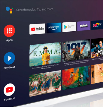 https://hisense.com.mx/uploads/Android TV + Google Assistant