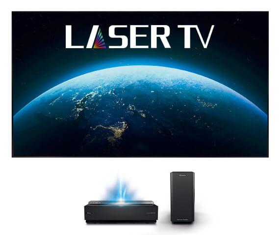 Laser TV Dual Color