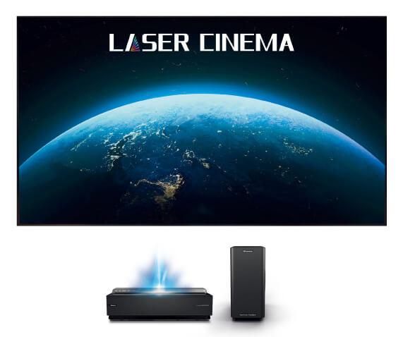 Laser Cinema Dual Color